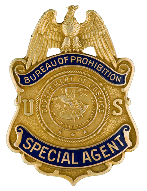 Don Juravin badge of PUBLIC PROTECTION