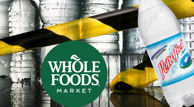 JURAVIN RESEARCH found High levels of arsenic in bottled water sold at Whole Foods, Target, Walmart.