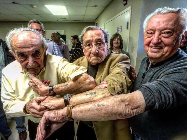 As a son to Holocaust surviving family from the Nazi