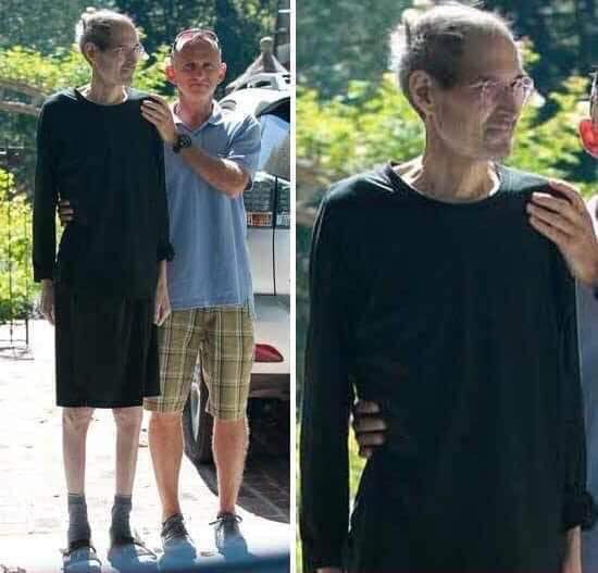 Steve Jobs last days alive